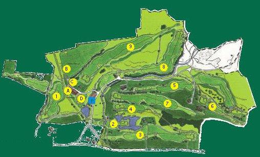 Golf Fl 252 Hli S 246 Renberg In Fl 252 Hli Golf Spielen Golfpl 228 Tze